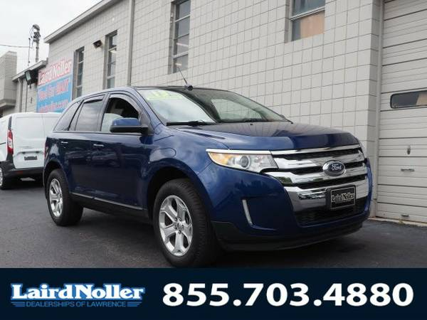 2013 Ford Edge 4D Sport Utility SEL