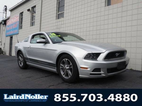 2014 Ford Mustang 2D Coupe V6 Premium