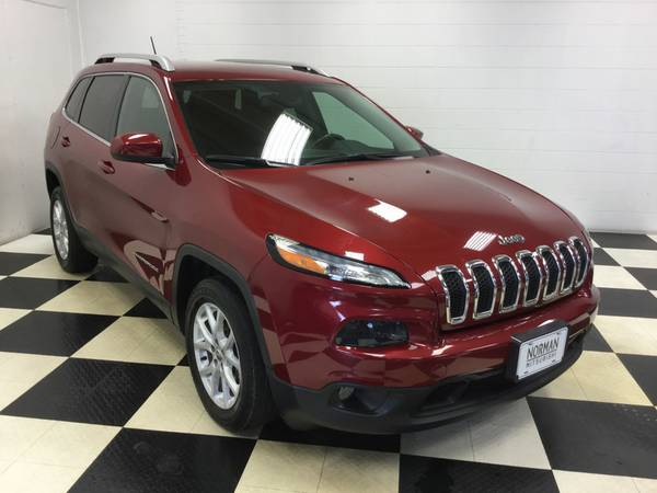 2014 JEEP CHEROKEE LATITUDE PKG! LOADED! LIKE BRAND NEW! MUST SEE!