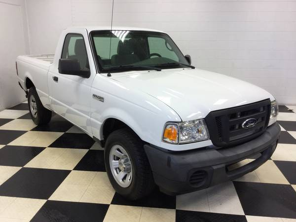 2011 FORD RANGER REG CAB! ONLY 69,000 MILES! DRIVES LIKE NEW! MUST SEE