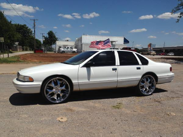 💥💥~*1995 CheVy CaPriCe*~*CLEAN*~*~MuSt...