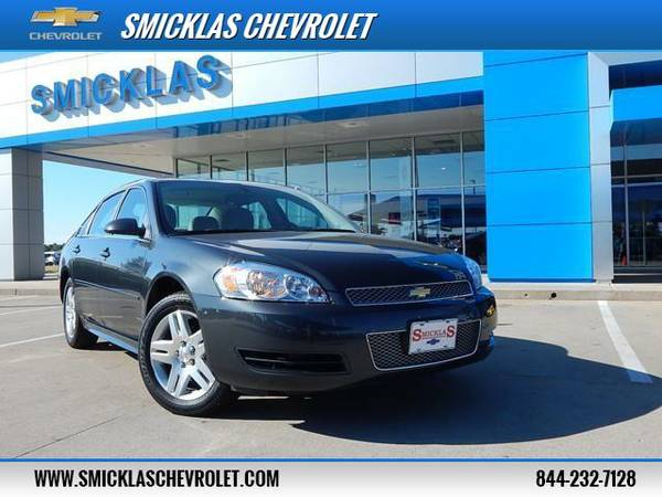 2016 Chevrolet Impala Limited - *JUST ARRIVED!*