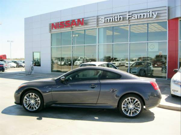 2014 Q60 Coupe 7,059 miles only