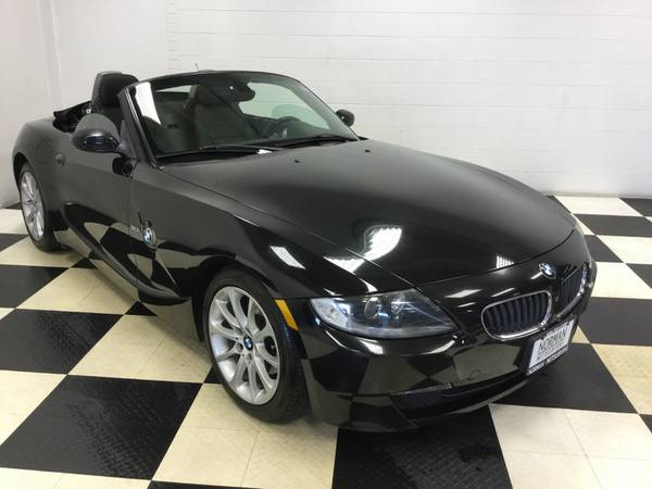 2007 BMW Z4 CON VERTIBLE! 3.0L DRIVES LIKE NEW! ONLY 71,000 MILES!