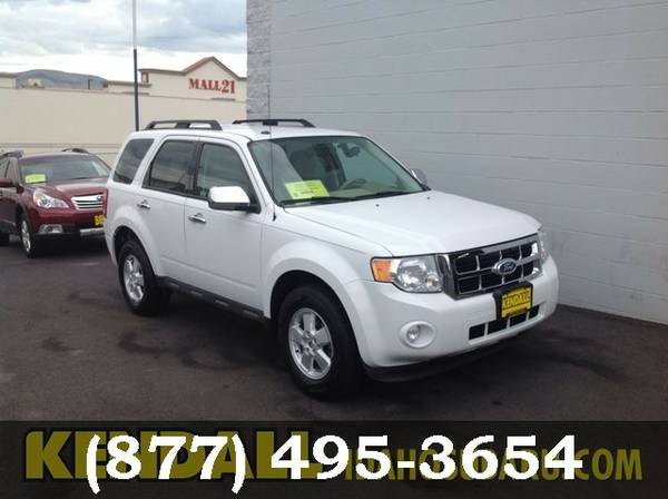 2010 Ford Escape White Suede ON SPECIAL!