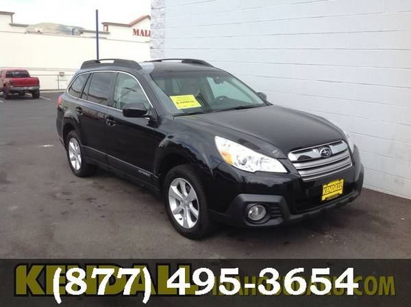 2014 Subaru Outback BLACK WOW... GREAT DEAL!