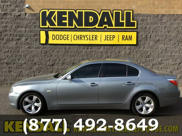 2006 BMW 5 Series SILVER ***BEST DEAL ONLINE***