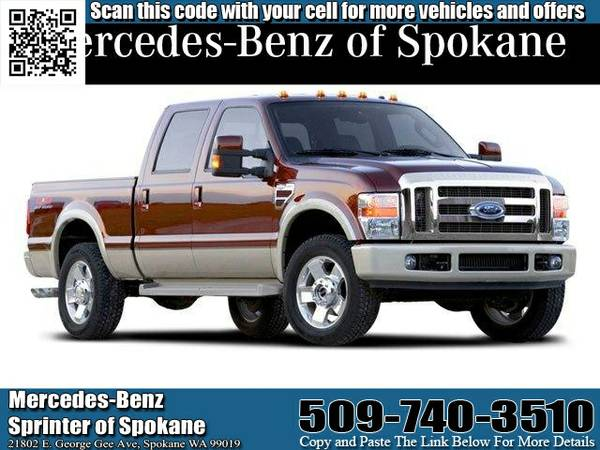 2008 FORD F250 AUTOMATIC (1FTSW21R28EA41969)