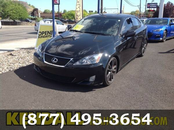 2006 Lexus IS 350 Black Onyx WOW... GREAT DEAL!