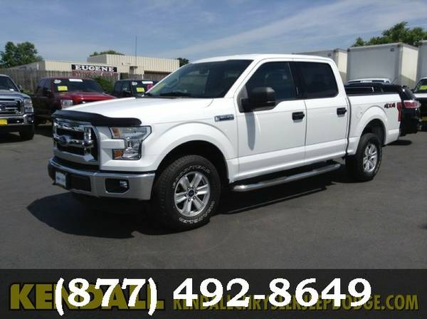2015 Ford F-150 Oxford White ***HUGE SALE!!!***
