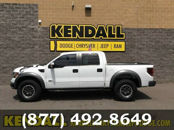 2011 Ford F-150 Oxford White Low Price..WOW!