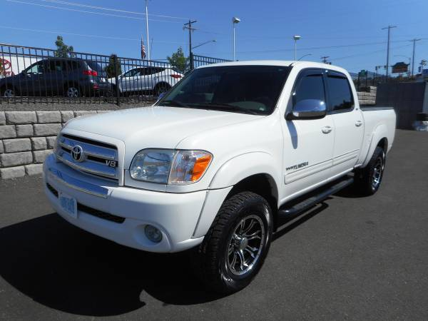 2005 TOYOTA TUNDRA DOUBLE CAB LIMITED