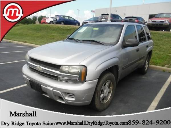 2004 Chevrolet TrailBlazer 4D Sport Utility LS