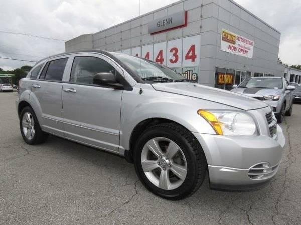 2010 *Dodge Caliber* SXT - Dodge Bright Silver Metallic Clearcoat