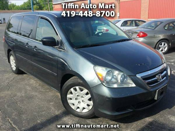 2005 Honda Odyssey LX Guaranteed Credit Approval!
