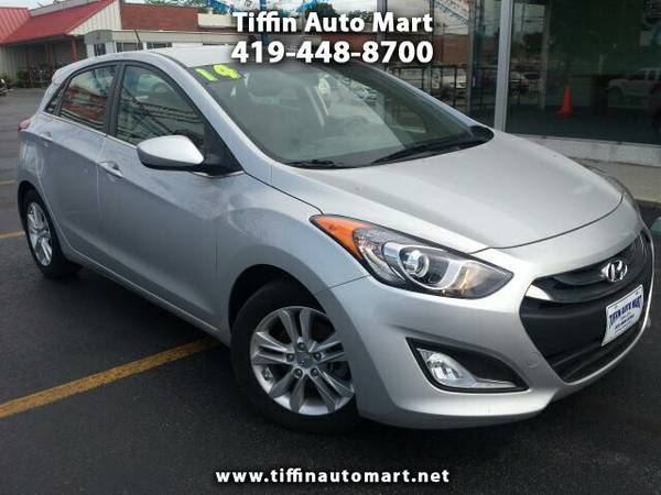 2014 Hyundai Elantra GT Guaranteed Credit Approval!