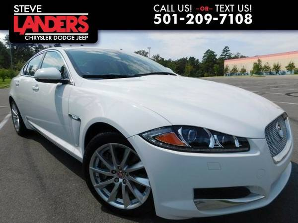 2014 Jaguar XF Sedan XF Jaguar