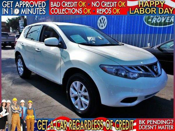 2012 *Nissan* *Murano* S AWD 4dr SUV - CALL TODAY!
