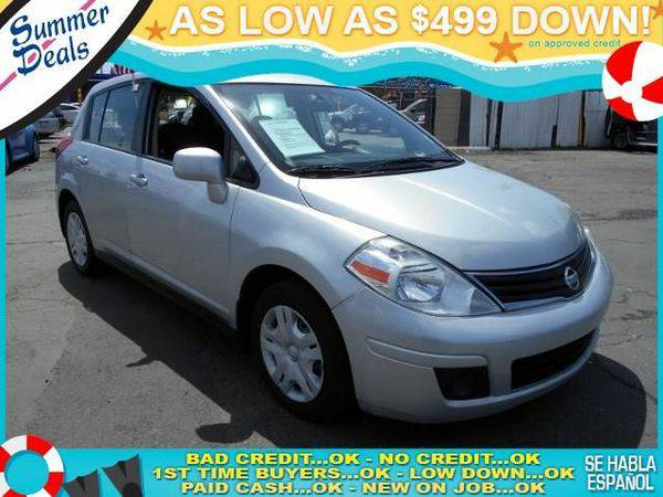 2011 *Nissan* *Versa* 1.8 S 4dr Hatchback 4A - CALL TODAY!