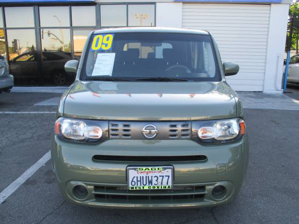 2009 Nissan cube 1.8 SL-SUPER EASY FINANCE!FINANCIAMOS A TODOS!!