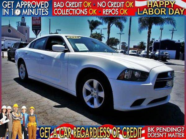 2014 *Dodge* *Charger* SE 4dr Sedan - CALL TODAY!