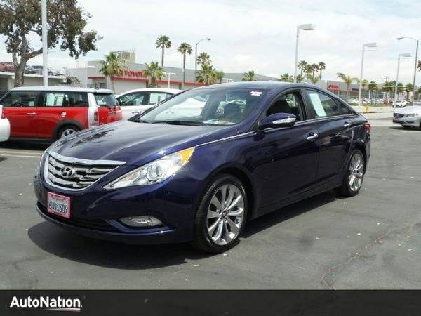 2012 Hyundai Sonata 2.0T Limited SKU:CH390538 Sedan