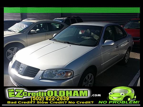 2006 Nissan Sentra Buy Here Pay Here! Bad Credit? OK!