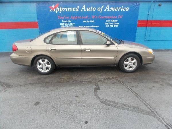 2002 *Ford* *Taurus* SES Standard - $99 Down Friday/Saturday!!