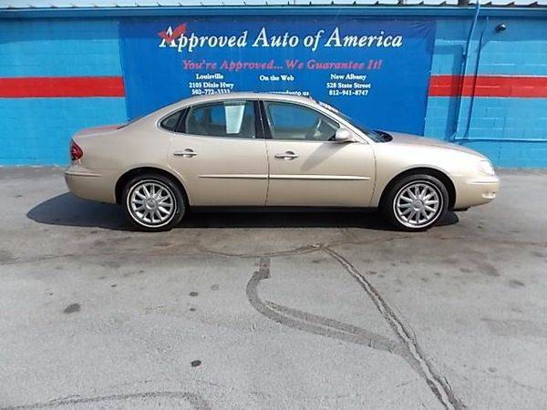 2005 *Buick* *LaCrosse* CX - $99 Down Friday/Saturday!!