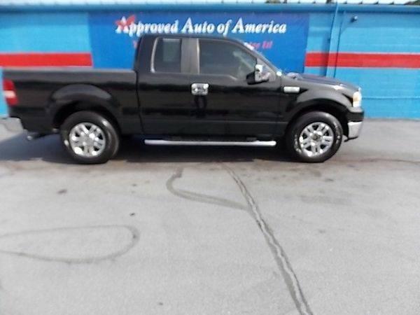 2007 *Ford* *F-150* *F 150* *F150* Lariat SuperCab 2WD - $99 Down...