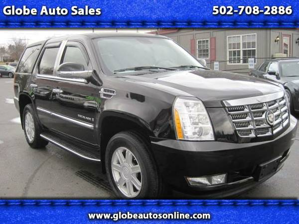 *91K MILES* 2007 Cadillac Escalade AWD/4X4 Luxury - LEATHER SUNROOF
