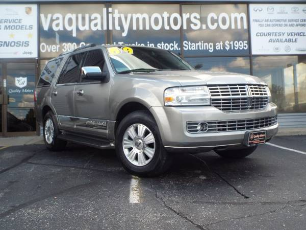 2008 LINCOLN NAVIGATOR BUY HERE PAY HERE 1000.00 DOWN