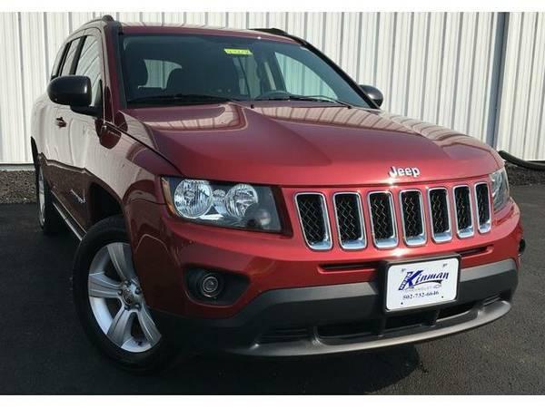2015 *Jeep Compass* Altitude Edition BAD CREDIT OK!
