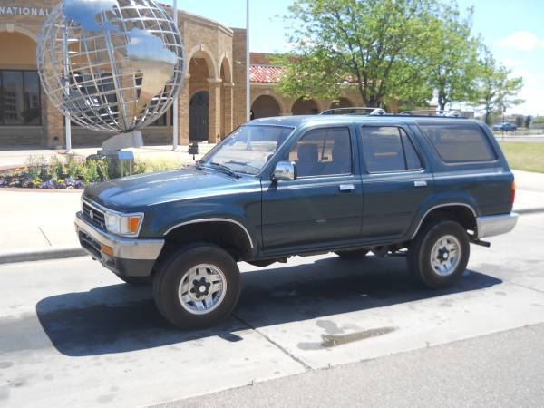 >>> 1995 TOYOTA 4RUNNER SR5 *** DEPOT AUTO SALES HAS EASY...