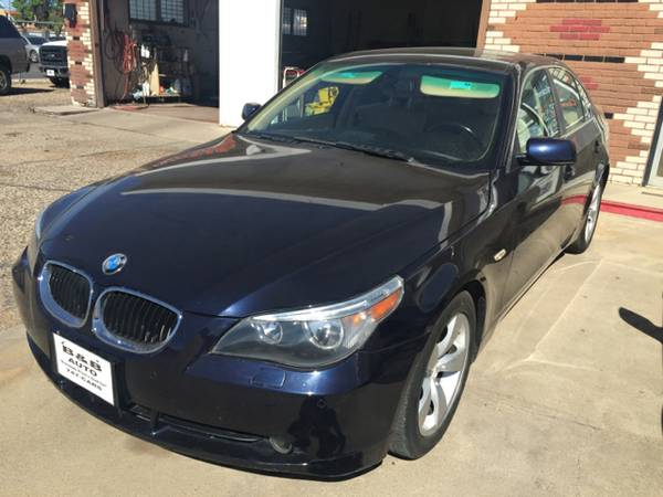 2006 BMW 525i ...... MUST SEE!!!!