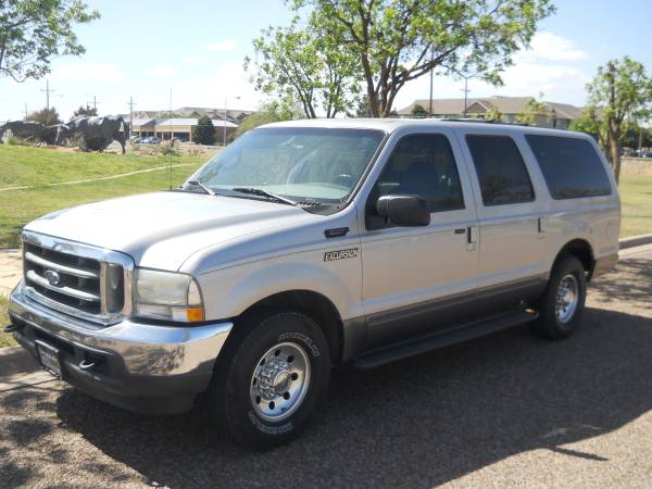 >>> 2002 FORD EXCURSION V10 *** DEPOT AUTO SALES ALL CREDIT...