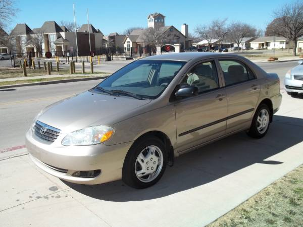 >>> 2007 TOYOTA COROLLA *** GREAT ECONOMY CAR GETS GREAT GAS