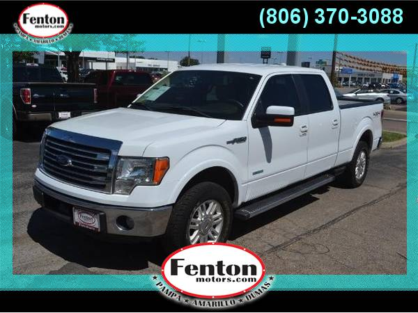 2013 Ford F-150 Lariat We Have the Best Deals!