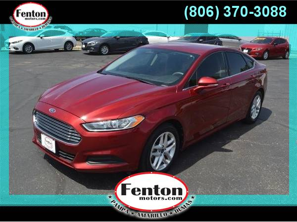 2013 Ford Fusion SE We Have the Best Deals!