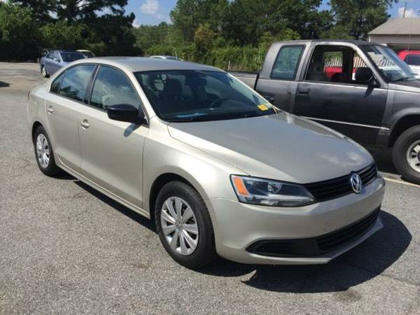 2014 Volkswagen Jetta 4dr Car 4dr Auto S only 10,954 miles