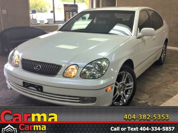 2005 Lexus GS 300 - *UNBEATABLE DEAL*