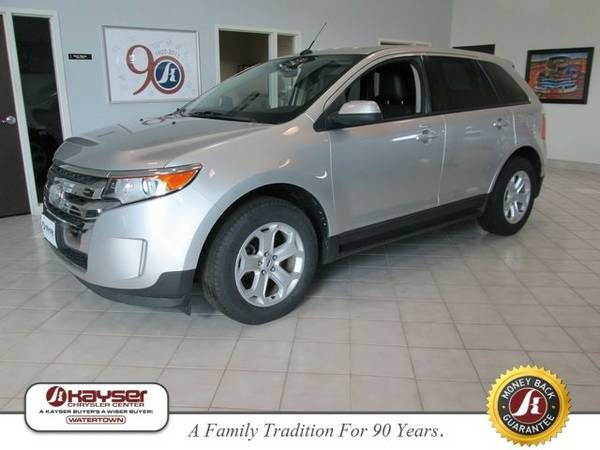 2012 Ford Edge SEL SUV Edge Ford