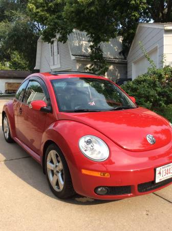 VW New Beetle - 2006 - Low Miles