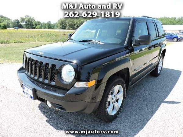 2012 Jeep Patriot Sport 4WD ONLY 53K LOW MILES AND SUPER CLEAN FUN