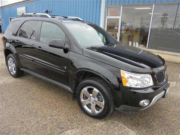 2009 PONTIAC TORRENT SUV AWD 3.4L