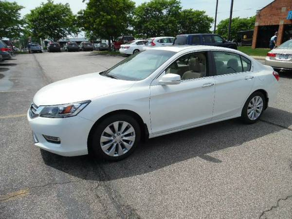 2013 Honda Accord Sedan EX - Contact Tyler in the Internet Department