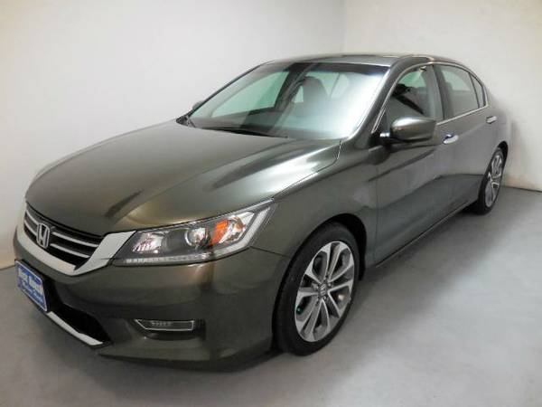 Certified: 2013 Honda Accord Sedan Sport - Contact Tyler in the...