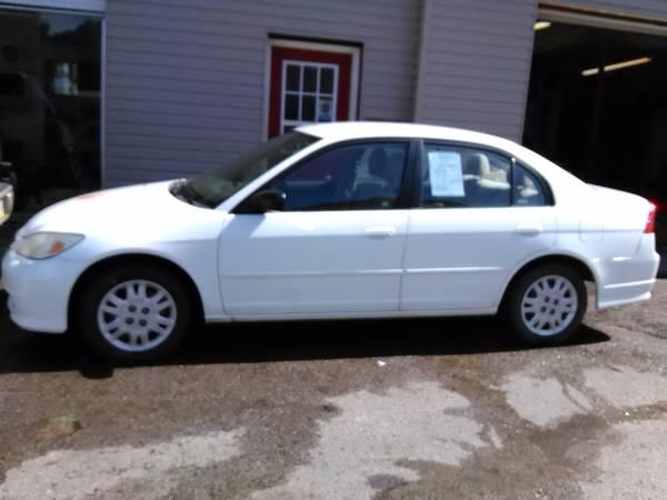 05 Honda Civic LX * 188k miles * Gas Saver *PA Insp