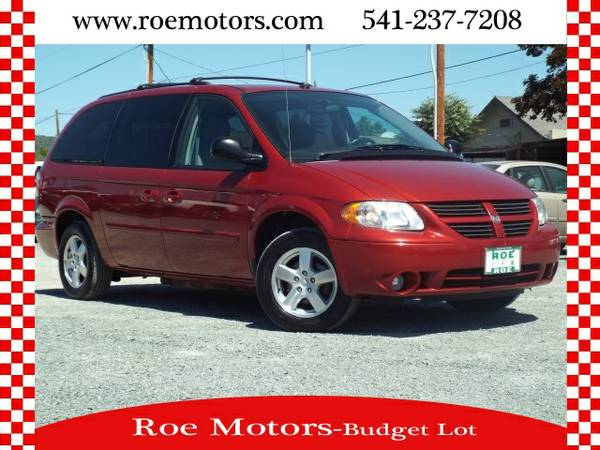 2007 Dodge Grand Caravan SXT, #46016