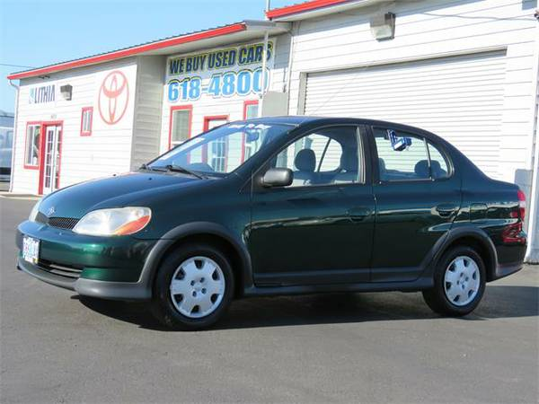 2001 Toyota Echo 4 Door Sedan - Contact Dealer